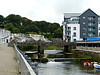 River Douglas, Douglas, Isle of Man - September 01, 2017