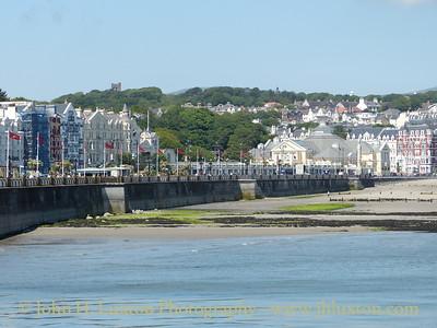 Seafront - Douglas - Isle of Man - June 17, 2017