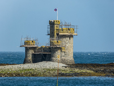 Tower of Refuge, Douglas, Isle of Man - August 29, 2019