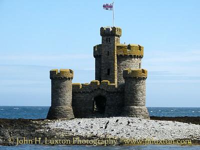 Tower of Refuge, Douglas, isle of Man - July 29, 2017