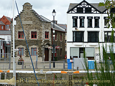 North Quay, Douglas, Isle of Man - September 01, 2017