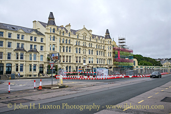 Sefton Hotel - Harris Promenade - Douglas - Isle of Man - July 28, 2019