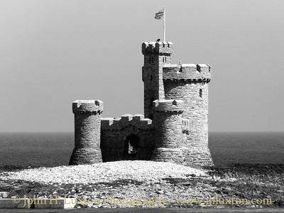 Tower of Refuge, Douglas, Isle of Man - June 17, 2017