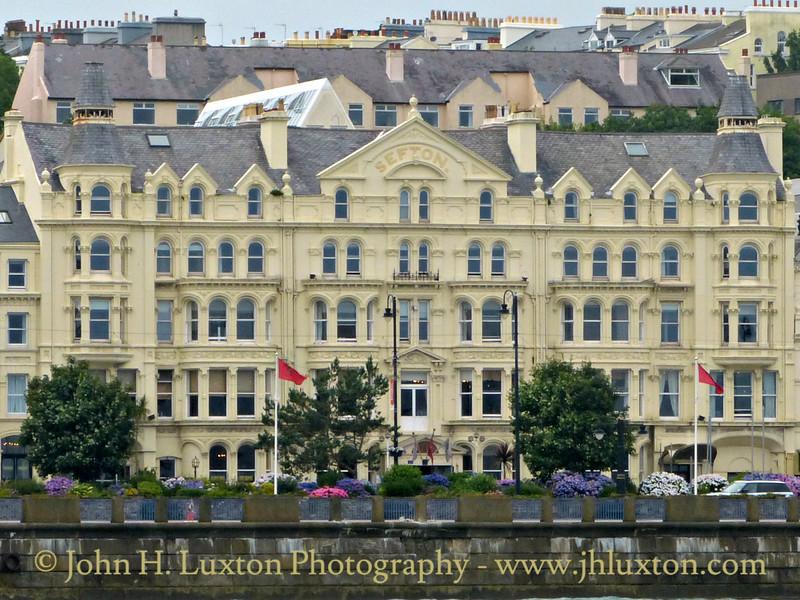 Sefton Hotel, Douglsa, Isle of Man - August 03, 2016