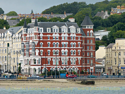 Central Hotel, Douglas, Isle of Man August 03, 2016