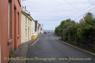 Shore Road, Laxey, Isle of Man - July 31, 2017
