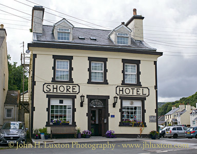 Shore Hotel, Laxey, Isle of Man - July 31, 2017