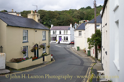 Lower Laxey, Laxey, Isle of Man - July 31, 2017