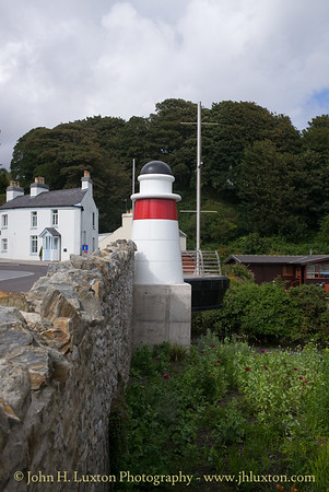 Laxey Bridge, Laxey, Isle of Man - July 31, 2017