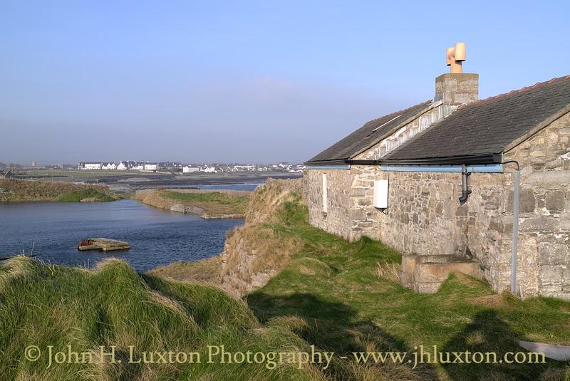 Scarlett Point, Limestone Quarry, Scarlett Point, Castletown, Isle of Man. Photographed: February 18, 2013