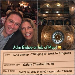 John Bishop 2017