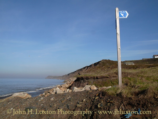Glen Wyllin, Kirk Michael, Isle of Man - February 11, 2008