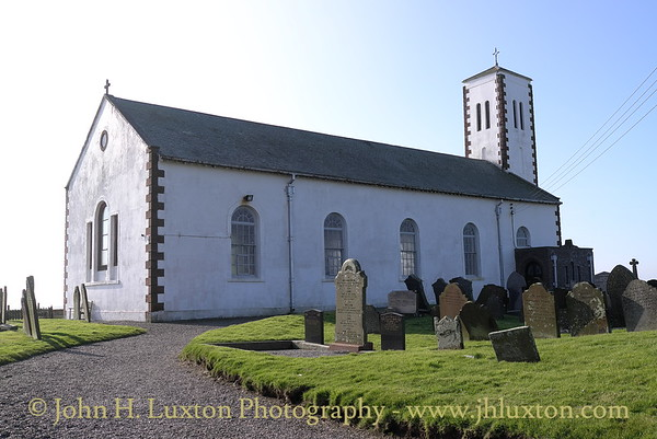 St. Patrick's Church, Jurby, Isle of Man - February 18, 2013