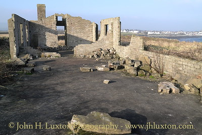 Scarlett Point Barracks, Castletown - February 2013