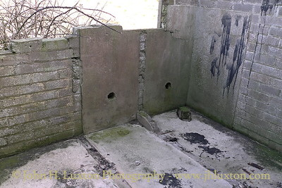 Scarlett Point Barracks, Castletown - February 2013