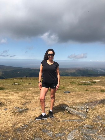 Morning Hike up Snaefell