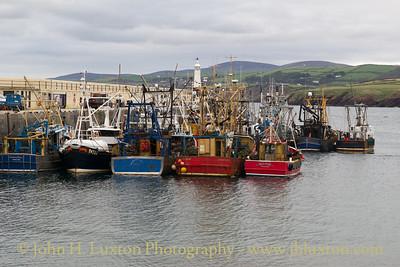 Peel Breakwater, Peel, Isle of Man - November 03, 2017