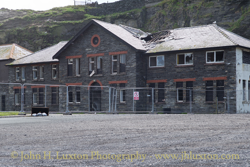 The University of Liverpool Marine Biological Centre, Port Erin, Isle of Man - July 02, 2017