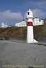 Port Erin Lighthouse, Port Erin, Isle of Man - February 18, 2013