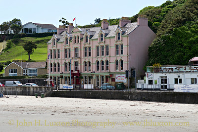 The Bay Hotel, Port Erin. Isle of Man - July 02, 2017