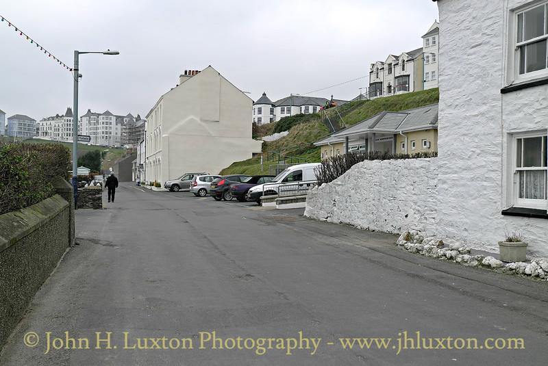 Shore Road, Port Erin, Isle of Man - February 20, 2013
