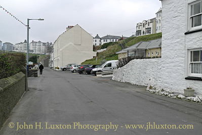 Shore Road, Port Erin, February 20, 2013