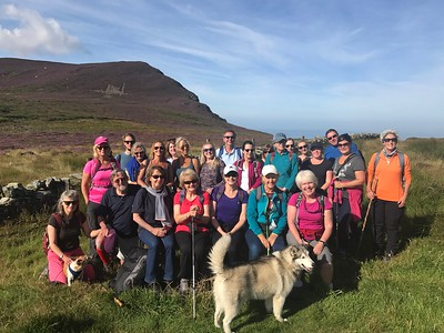 RNF Final Leg 16 Hospice at Home Charity Walk August 2017