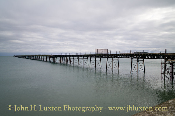 Queen's Pier, Ramsey - November 03, 2017