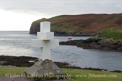 Thousla Cross, Calf Sound, Isle of Man, November 03, 2017