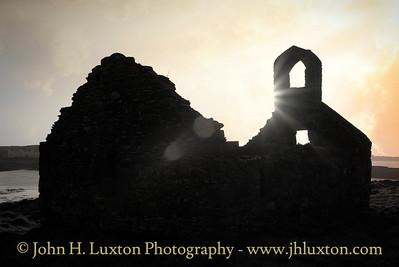 St. Michael's Chapel, Derbyhaven, Isle of Man - February 19, 2013