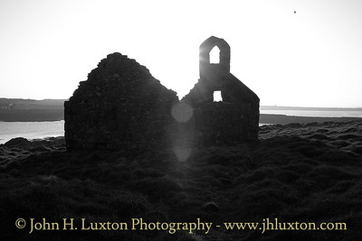 St. Michael's Chapel, Derbyhaven, Isle of Man - February 19, 2013