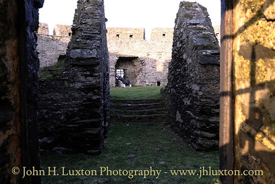 Derbyhaven Fort, Isle of Man - February 19, 2013