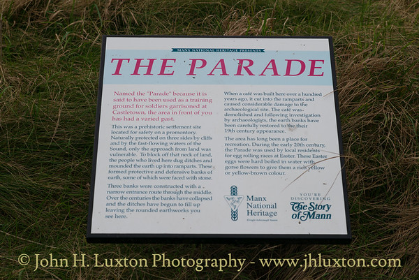 The Parade, Calf Sound, Isle of Man, November 03, 2017