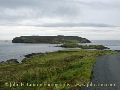 Calf of Man, Isle of Man -August 19, 2012