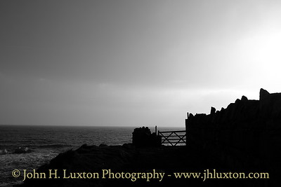 Scarlett Point, Castletown, Isle of Man, February 18, 2013