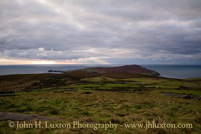 Cronk-Y-Watch, Isle of Man - November 03, 2017