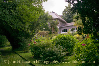 Laxey Glen Gardens, Laxey, Isle of Man - July 31, 2017