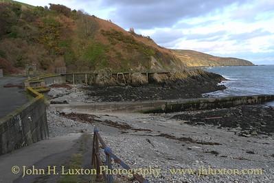 Port Soderick, Isle of Man - February 2011