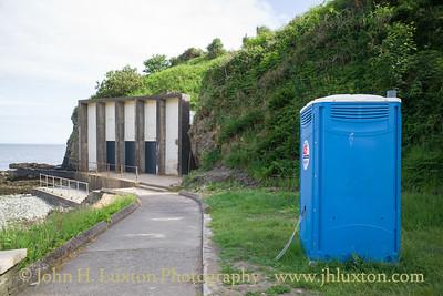 Port Soderick, Isle of Man - June 15, 2018