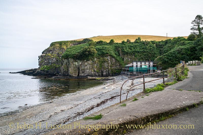 Port Soderick, Isle of Man - August 08, 2019