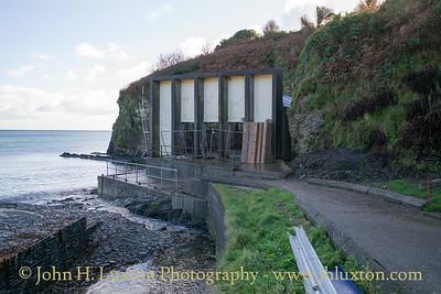 Port Soderick, Isle of Man - November 05, 2017