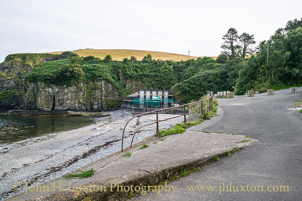 Port Soderick, Isle of Man - August 08, 2019