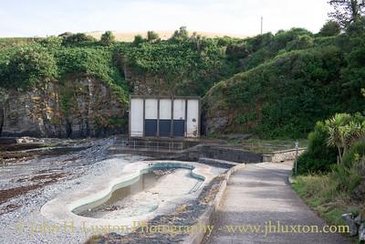 Port Soderick, Isle of Man - July 29, 2018
