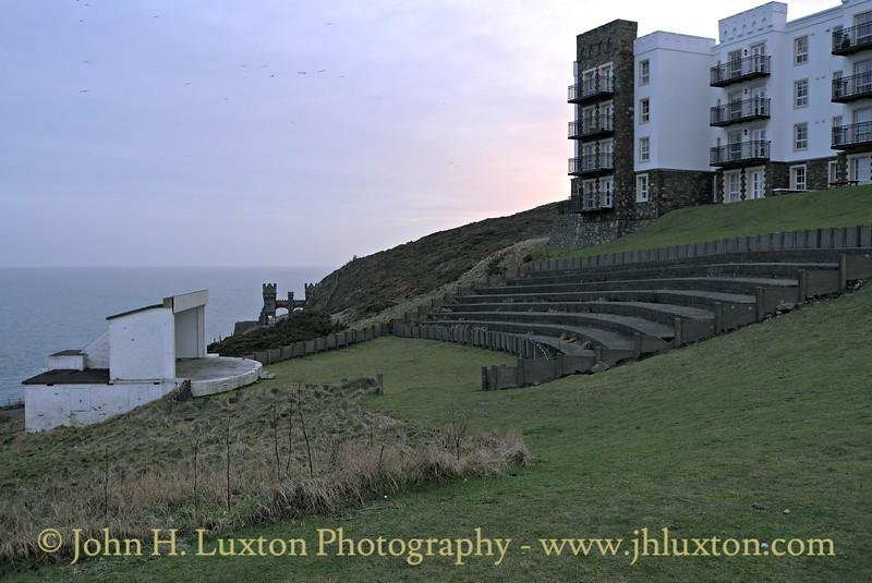Douglas Head Theatre, Isle of Man - February 2011