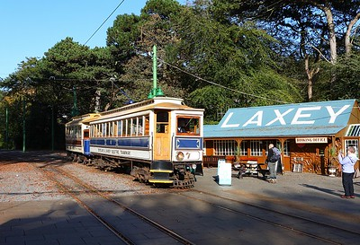MER car 7 Laxey