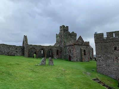 Peel Castle 1