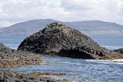 interesting geological formation, staffa