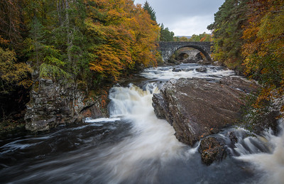 Falls at Invermoriston