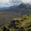 Beinn Edra and the Trotternish Ridge