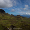 The Quiraing and Staffin Bay